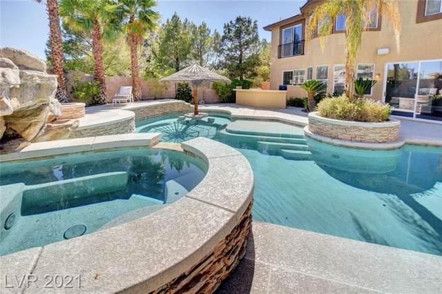 11280 Pentland Downs Street, Las Vegas, NV 89141 (MLS #2292887) :: Custom Fit Real Estate Group
