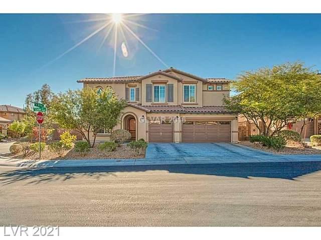 8423 Elche Court, Las Vegas, NV 89178 (MLS #2292892) :: Jack Greenberg Group