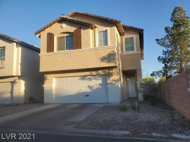 4351 Pittsfield Street, Las Vegas, NV 89115 (MLS #2292895) :: Lindstrom Radcliffe Group