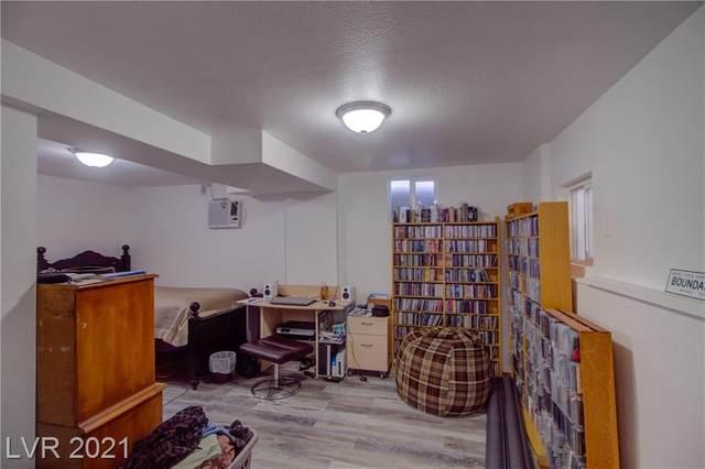 701 Utah Street, Boulder City, NV 89005 (MLS #2292917) :: Lindstrom Radcliffe Group