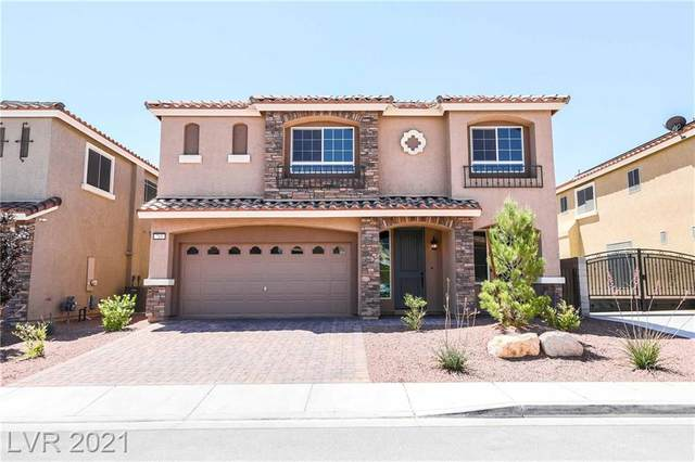 715 Eros Court, Las Vegas, NV 89183 (MLS #2292948) :: Jack Greenberg Group