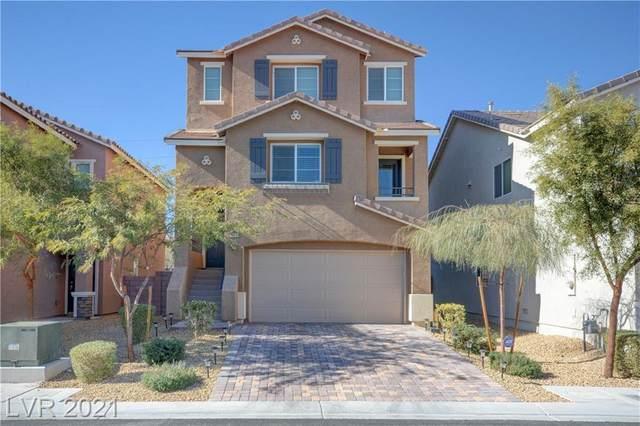 10039 Heritage Desert Street, Las Vegas, NV 89178 (MLS #2292955) :: Jeffrey Sabel