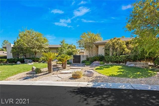 37 Promontory Ridge Drive, Las Vegas, NV 89135 (MLS #2292966) :: The Perna Group