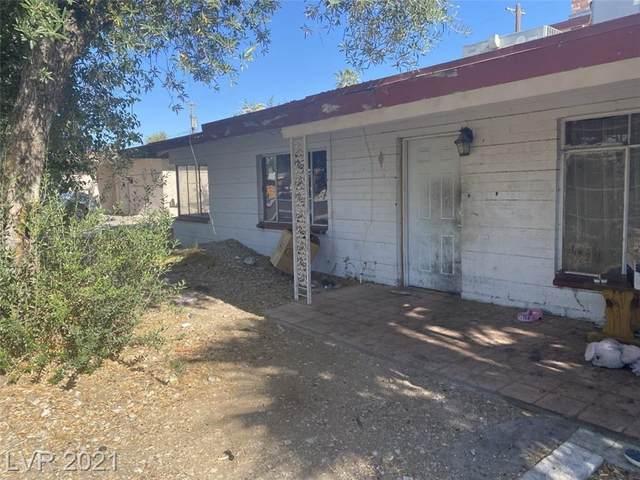 2021 Sweeney Avenue, Las Vegas, NV 89104 (MLS #2292977) :: Galindo Group Real Estate