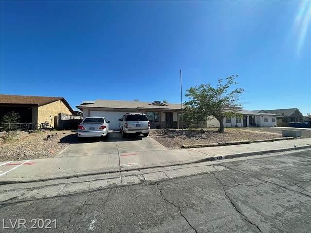 440 E Barrett Street, Henderson, NV 89011 (MLS #2292990) :: The Perna Group
