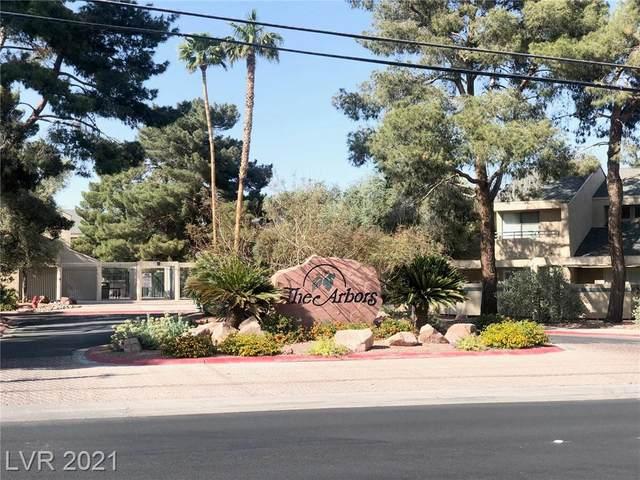5563 Orchard Lane #5563, Las Vegas, NV 89110 (MLS #2293007) :: Custom Fit Real Estate Group