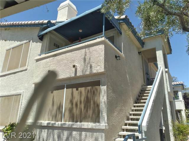 3425 E Russell Road #225, Las Vegas, NV 89120 (MLS #2293008) :: Lindstrom Radcliffe Group