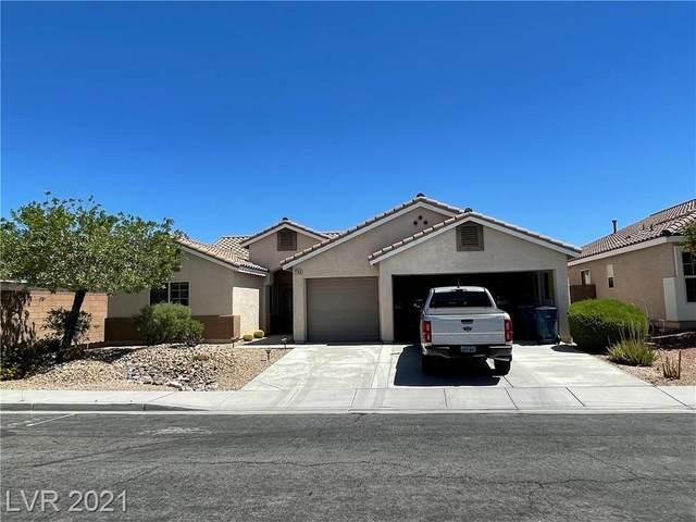 2580 Morrow Ridge Place, Laughlin, NV 89029 (MLS #2293017) :: Signature Real Estate Group