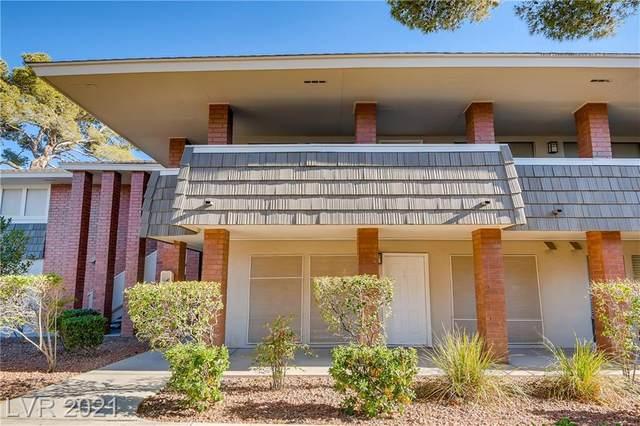 730 Oakmont Avenue #905, Las Vegas, NV 89109 (MLS #2293050) :: Custom Fit Real Estate Group