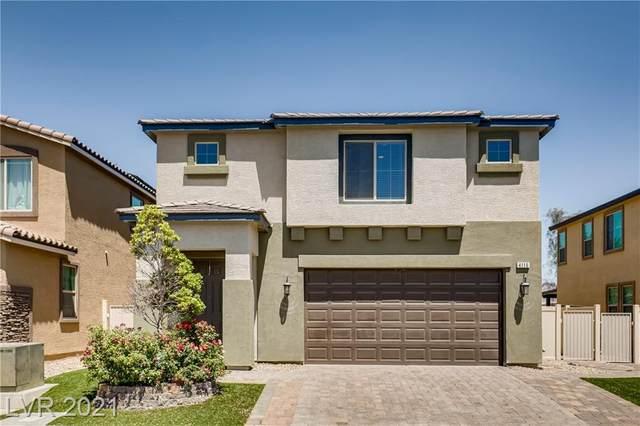 4116 Carol Bailey Avenue, North Las Vegas, NV 89081 (MLS #2293061) :: Custom Fit Real Estate Group