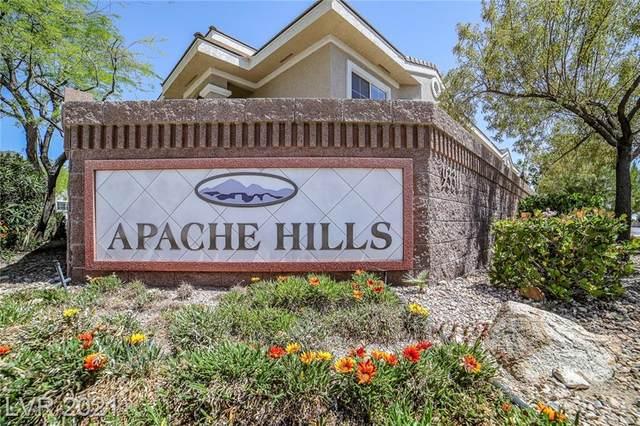 9330 W Maule Avenue #228, Las Vegas, NV 89148 (MLS #2293076) :: Signature Real Estate Group