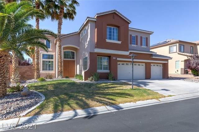 8157 Hawk Clan Court, Las Vegas, NV 89131 (MLS #2293083) :: Lindstrom Radcliffe Group