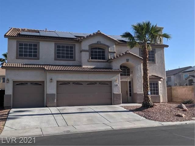 417 Finch Ridge Avenue, North Las Vegas, NV 89032 (MLS #2293085) :: Signature Real Estate Group