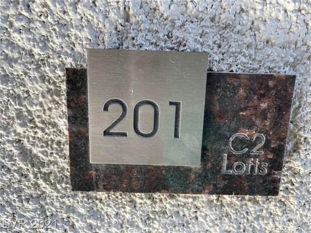 11441 Allerton Park Drive #201, Las Vegas, NV 89135 (MLS #2293088) :: The Shear Team