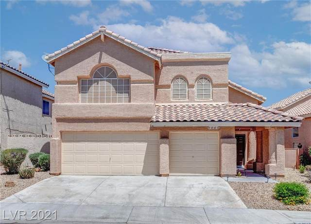 9240 Magic Flower Avenue, Las Vegas, NV 89134 (MLS #2293101) :: Signature Real Estate Group