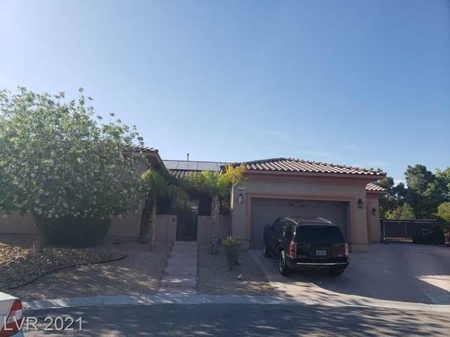 4231 N Bonita Vista Street, Las Vegas, NV 89129 (MLS #2293120) :: Lindstrom Radcliffe Group