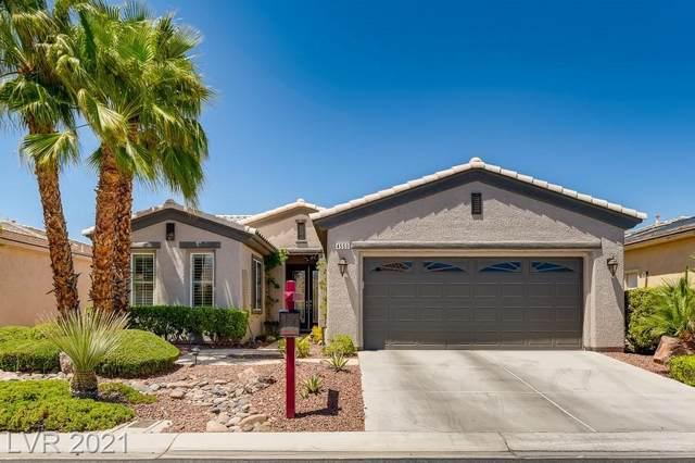 4553 Regalo Bello Street, Las Vegas, NV 89135 (MLS #2293144) :: Custom Fit Real Estate Group