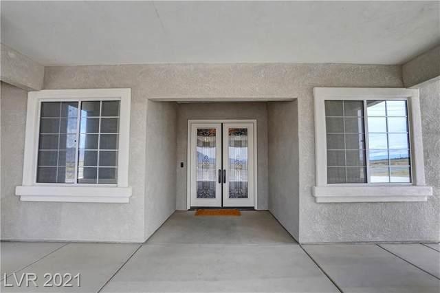 1050 W Gamebird Road, Pahrump, NV 89048 (MLS #2293151) :: Signature Real Estate Group