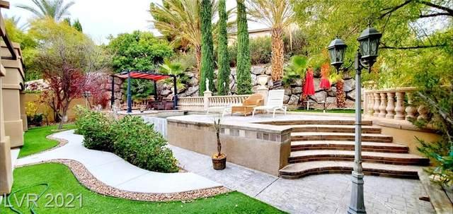 11388 Vernazza Court, Las Vegas, NV 89138 (MLS #2293166) :: Custom Fit Real Estate Group