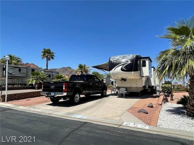 825 Robin Way #252, Boulder City, NV 89005 (MLS #2293168) :: Signature Real Estate Group