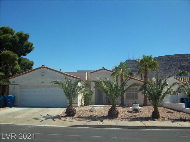 449 Opal Drive, Henderson, NV 89015 (MLS #2293181) :: Signature Real Estate Group