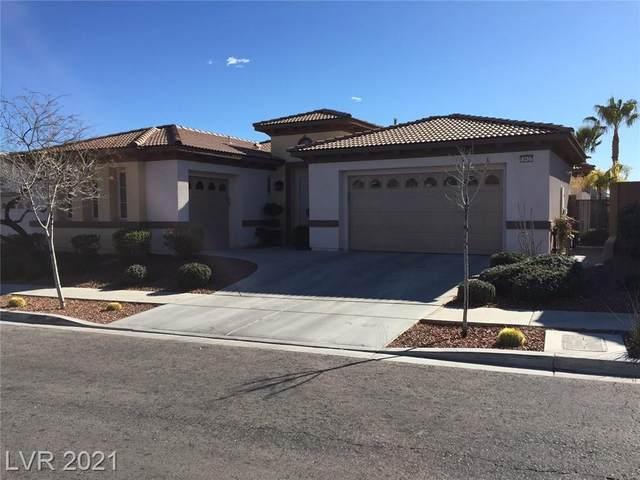 10437 Burensburg Avenue, Las Vegas, NV 89135 (MLS #2293191) :: Lindstrom Radcliffe Group