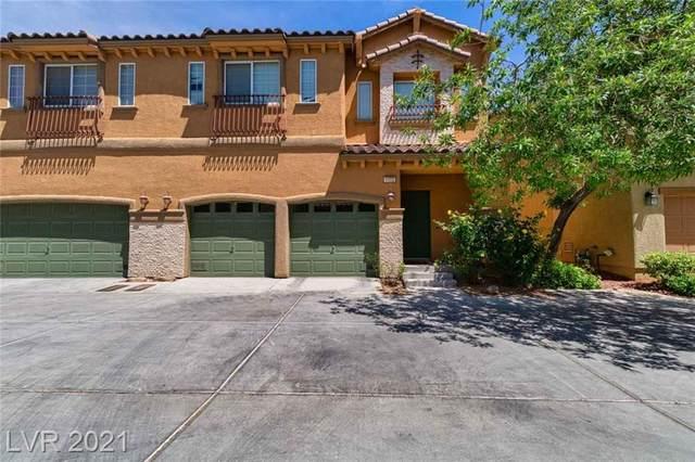 1172 Via Trevi, Henderson, NV 89052 (MLS #2293214) :: Custom Fit Real Estate Group