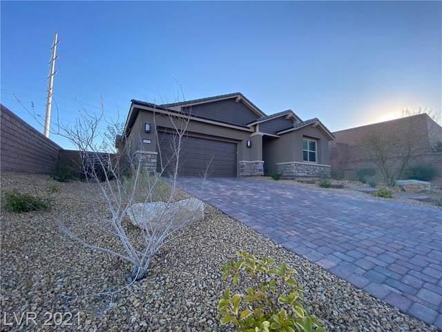 10831 Organic Drive, Las Vegas, NV 89138 (MLS #2293234) :: Signature Real Estate Group