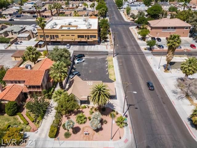 700 S 9th Street, Las Vegas, NV 89101 (MLS #2293237) :: Signature Real Estate Group