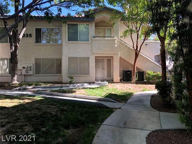 3035 Casey Drive #102, Las Vegas, NV 89120 (MLS #2293266) :: Hebert Group | Realty One Group
