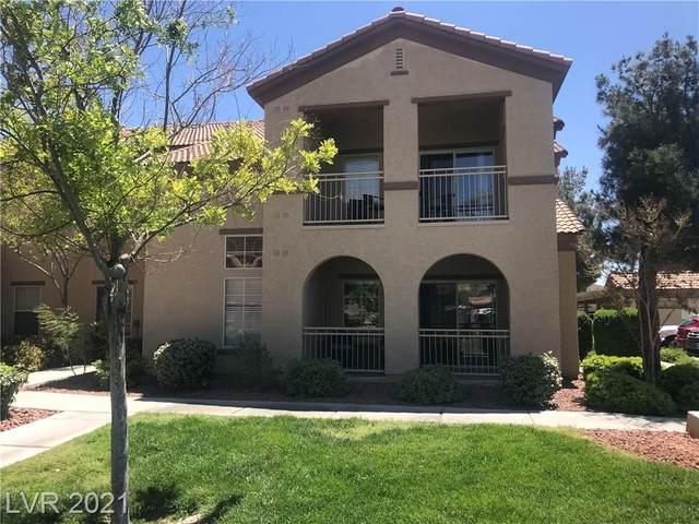 3830 Wiggins Bay Street #202, Las Vegas, NV 89129 (MLS #2293275) :: Custom Fit Real Estate Group