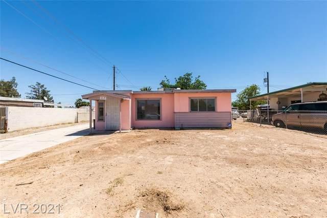 1401 Eastwood Drive, Las Vegas, NV 89104 (MLS #2293281) :: Lindstrom Radcliffe Group