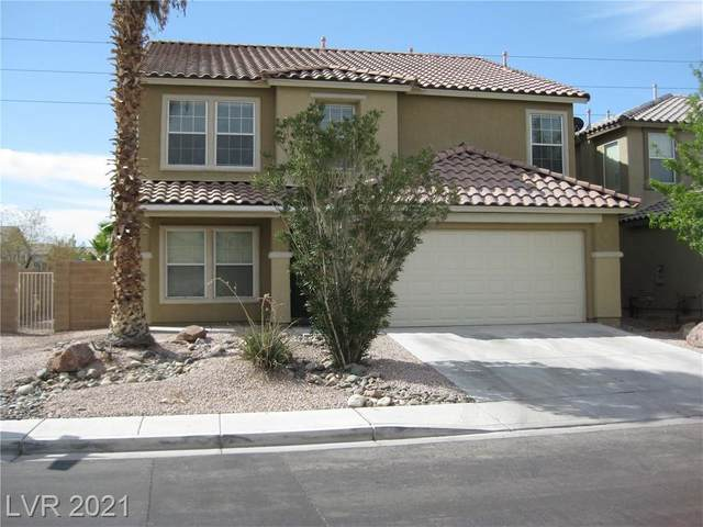 3329 Conterra Park Avenue, North Las Vegas, NV 89081 (MLS #2293296) :: Signature Real Estate Group