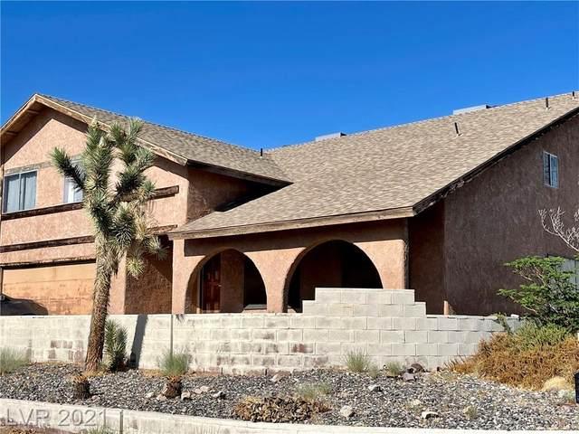 1539 Becky Lane, Boulder City, NV 89005 (MLS #2293330) :: Lindstrom Radcliffe Group
