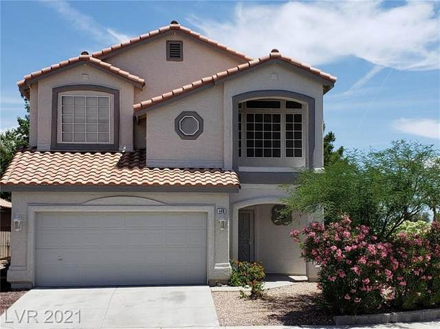 448 Elysian Plains Court, Las Vegas, NV 89145 (MLS #2293333) :: Jeffrey Sabel