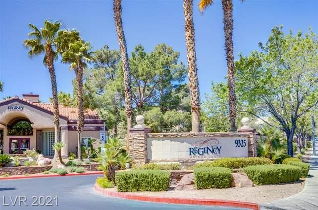 9325 W Desert Inn Road #203, Las Vegas, NV 89117 (MLS #2293353) :: Signature Real Estate Group