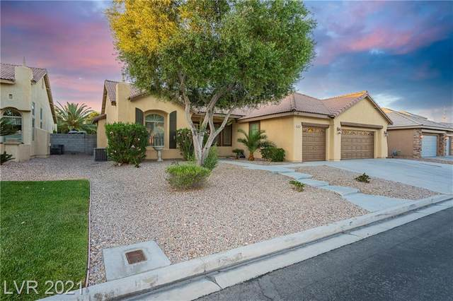 4928 Wild Thyme Avenue, Las Vegas, NV 89131 (MLS #2293360) :: ERA Brokers Consolidated / Sherman Group