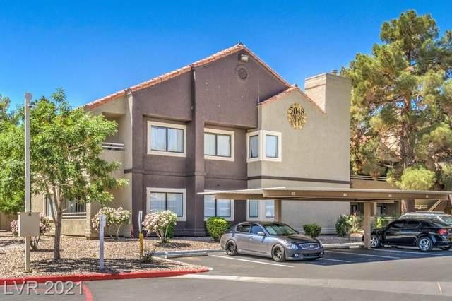 5048 S Rainbow Boulevard #201, Las Vegas, NV 89118 (MLS #2293370) :: Custom Fit Real Estate Group