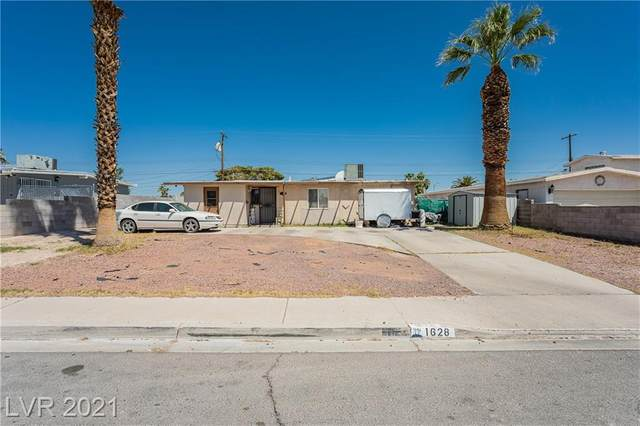 1628 Vegas Valley Drive, Las Vegas, NV 89169 (MLS #2293376) :: ERA Brokers Consolidated / Sherman Group