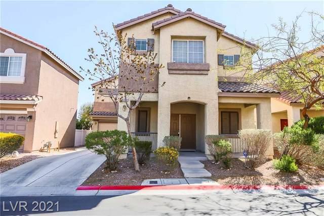 9390 Pinarello Street, Las Vegas, NV 89178 (MLS #2293377) :: The Chris Binney Group | eXp Realty