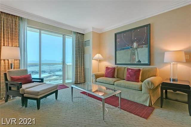 145 E Harmon Avenue #2002, Las Vegas, NV 89109 (MLS #2293383) :: Signature Real Estate Group
