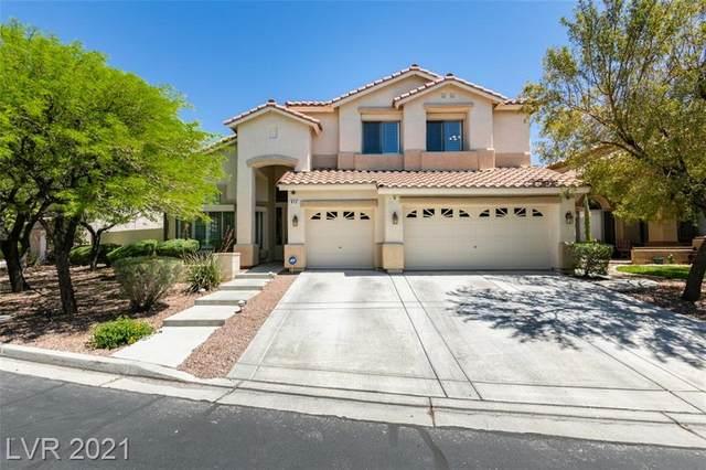 912 Eaglewood Drive, Las Vegas, NV 89144 (MLS #2293384) :: Team Michele Dugan