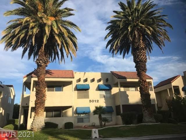 5012 Newport Cove Drive D, Las Vegas, NV 89119 (MLS #2293385) :: Custom Fit Real Estate Group