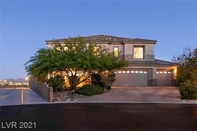 7614 Noche Oscura Circle, Las Vegas, NV 89139 (MLS #2293389) :: Custom Fit Real Estate Group