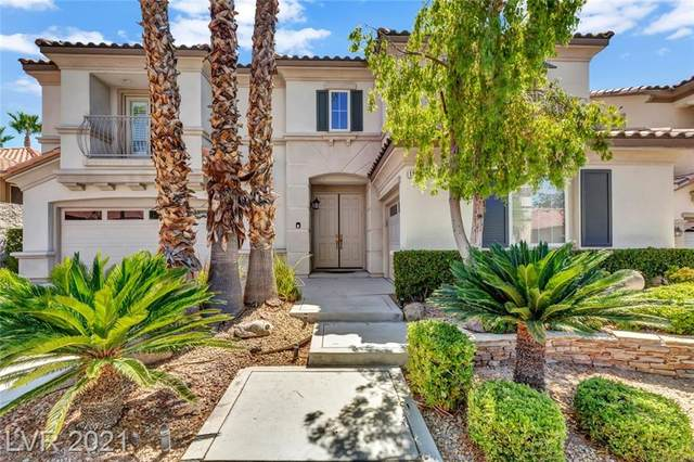 1275 Panini Drive, Henderson, NV 89052 (MLS #2293397) :: Vestuto Realty Group