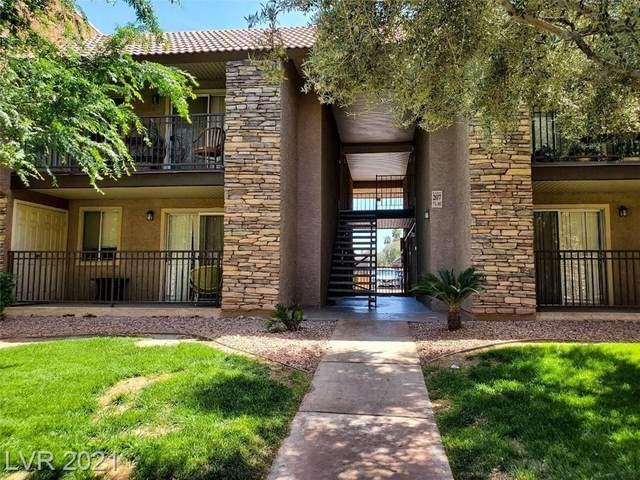 5061 River Glen Drive #80, Las Vegas, NV 89103 (MLS #2293401) :: Custom Fit Real Estate Group
