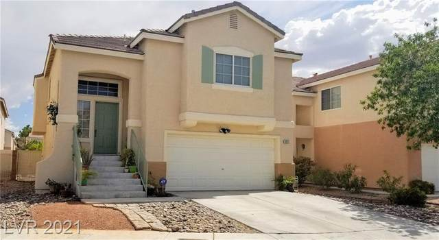 4511 Grotto Court, North Las Vegas, NV 89031 (MLS #2293417) :: Custom Fit Real Estate Group