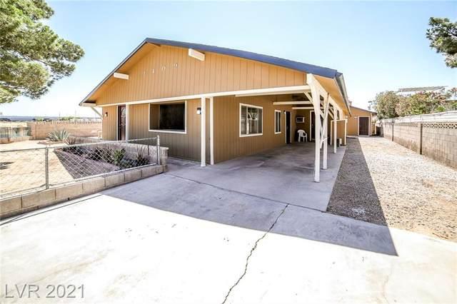 3409 Marion Drive, Las Vegas, NV 89115 (MLS #2293440) :: DT Real Estate