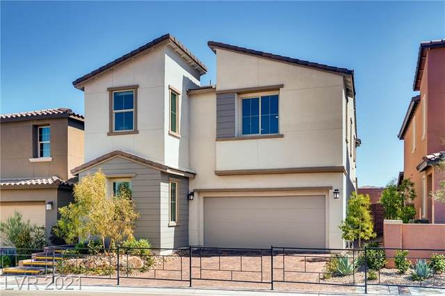 19 Flora Sagio Avenue, Henderson, NV 89011 (MLS #2293443) :: Signature Real Estate Group