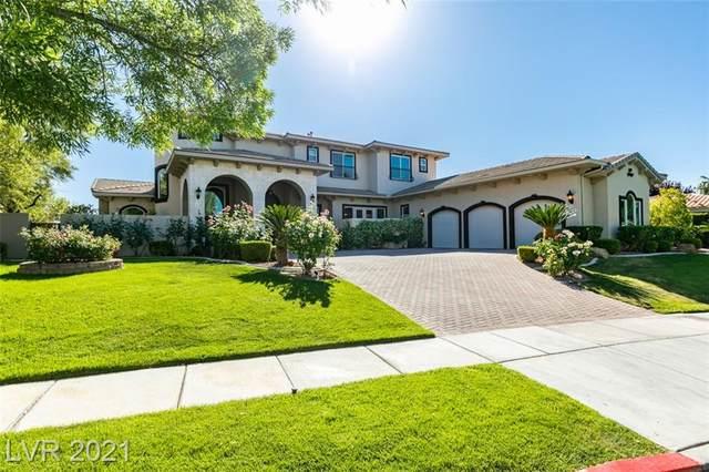 1523 Villa Rica Drive, Henderson, NV 89052 (MLS #2293446) :: Signature Real Estate Group
